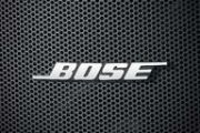 "Sound system ""BOSE"" used"