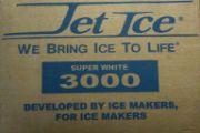Restposten Eisfarbe Jet Ice White 3000 (superior light reflectance)